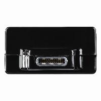 USB-C хъб 1:3 HAMA Pocket, 1 x USB-A 3.1, 2 x USB-A 2.0, Черен Снимка 3