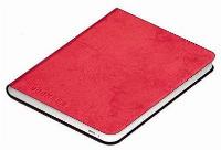 Калъф кожен BOOKEEN Classic, за eBook четец DIVA, 6 inch, магнит, Червен Снимка 1