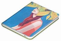 Калъф кожен BOOKEEN Classic, за eBook четец DIVA, 6 inch, магнит, Lily Shygirl Снимка 1
