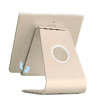 Поставка за таблет Rain Design mStand tablet plus, Златист Снимка 3