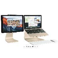 "Поставка за таблет Rain Design mStand tablet pro за iPad Pro/Air 12.9"", Златист Снимка 4"