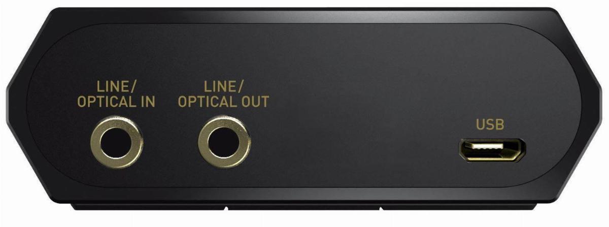 Звукова карта - външна Creative Sound BlasterX G6, 7.1, USB, Xamp Headphone PS4, Xbox One, Nintendo Switch, and PC