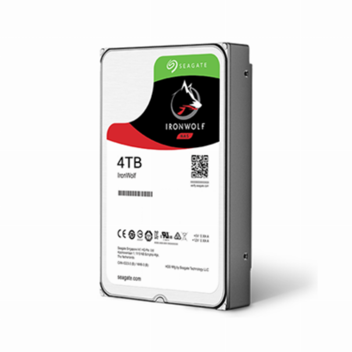 """Хард диск SEAGATE IronWolf 4TB 3.5"""" 64MB cache 5900rpm"""