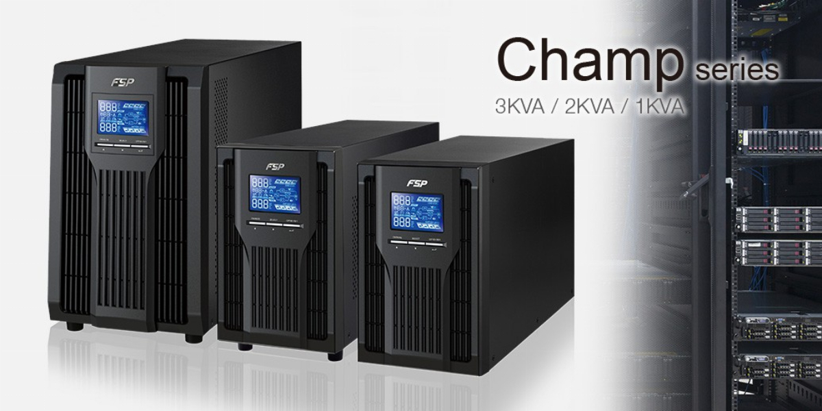 FORTRON CHAMP 3KVA TOWER ON-LI
