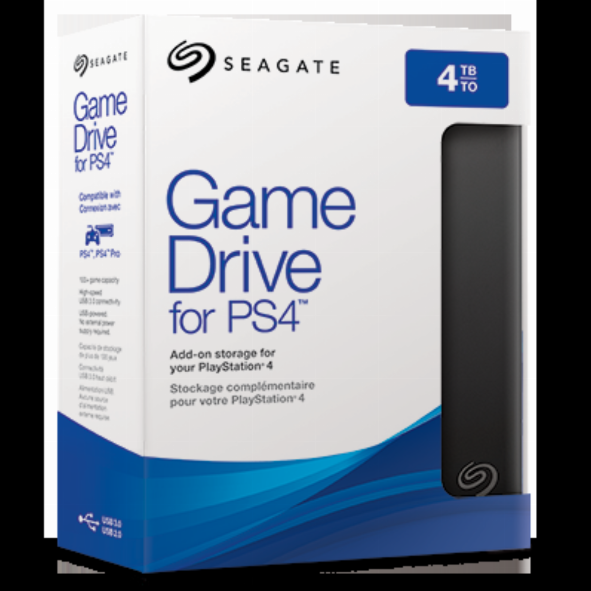 EXT 4T SG GAME DRIVE/PS4/USB3