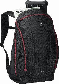 Раница за лаптоп ASUS ROG Shuttle 2 Gaming backpack Снимка 3