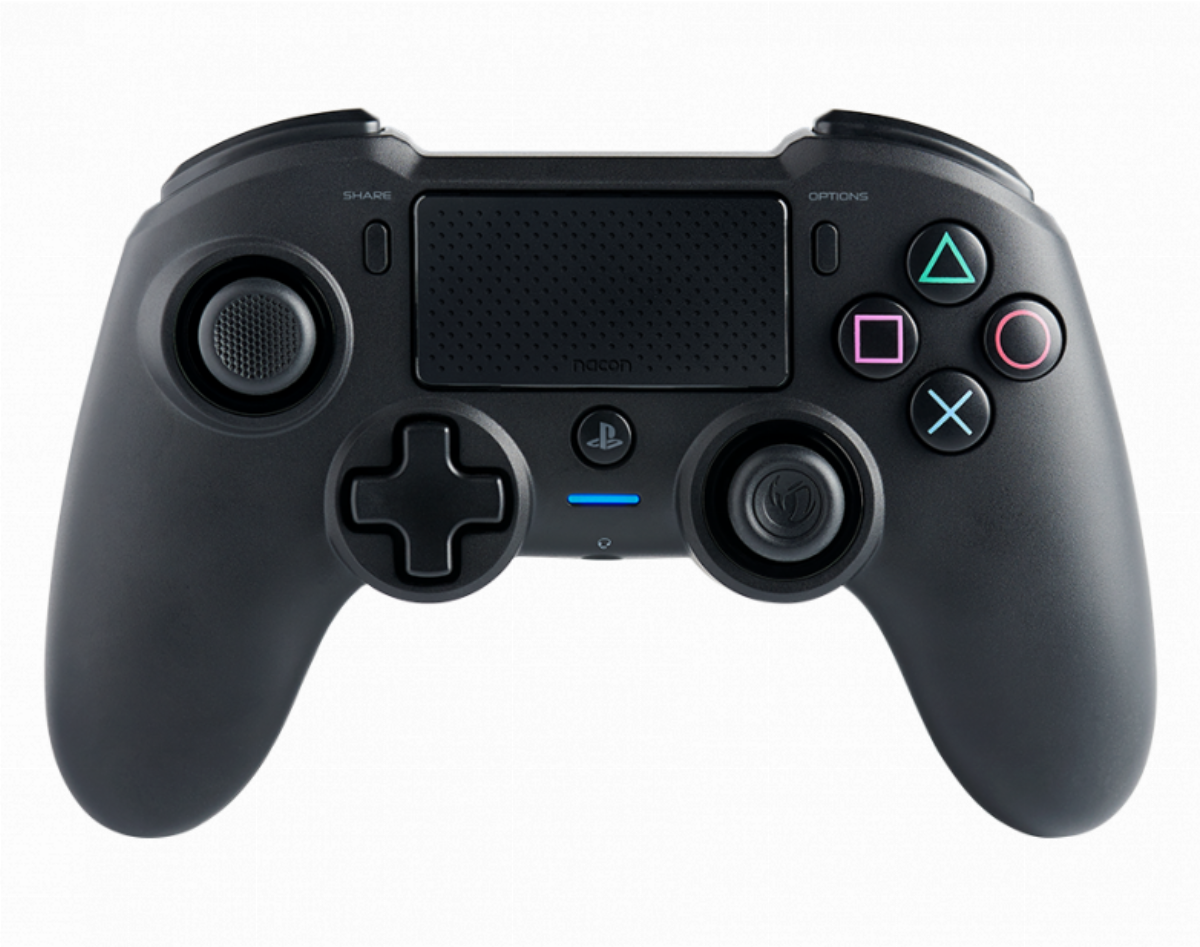 Безжичен геймпад Nacon Asymmetric Wireless Controller Black