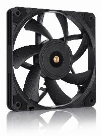 Вентилатор Noctua 120x120x15mm NF-A12x15 PWM chromax.black.swap Снимка 2