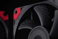 Вентилатор Noctua 120x120x15mm NF-A12x15 PWM chromax.black.swap Снимка 5