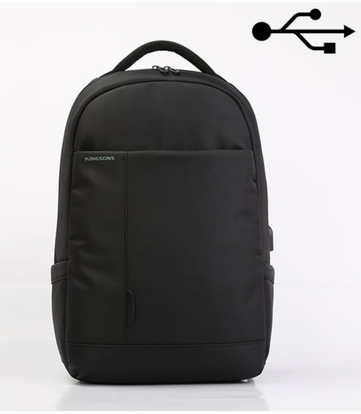 "Kingsons раница за лаптоп Laptop Smart Backpack Charged Series 15.6"" K9007W"
