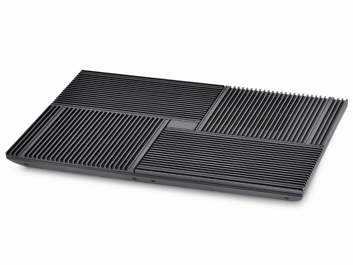 "DeepCool Охладител за лаптоп Notebook Cooler 17"" MULTI CORE X8 - Black"