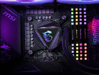 Водно охлаждане за процесор MSI MAG CORELIQUID 240R Снимка 4
