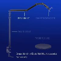 Уджително рамо Elgato Flex Arm Kit, Черна Снимка 4