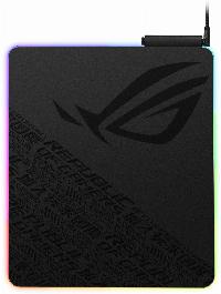 Геймърски пад ASUS ROG Balteus, 15-Zone Aura sync RGB, USB passthrough  Снимка 2
