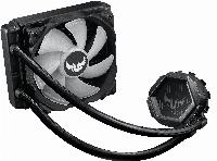 Охладител за процесор Asus TUF Gaming LC 120 RGB Снимка 2