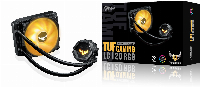 Охладител за процесор Asus TUF Gaming LC 120 RGB Снимка 7