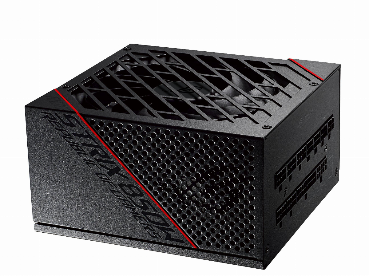Захранване ASUS ROG STRIX 850W 80+ Gold Fully Modular