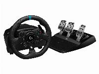 Волан LOGITECH G923 TRUEFORCE SIM RACING WHEEL FOR XBOX & PC Снимка 1