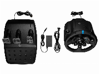 Волан LOGITECH G923 TRUEFORCE SIM RACING WHEEL FOR XBOX & PC Снимка 7