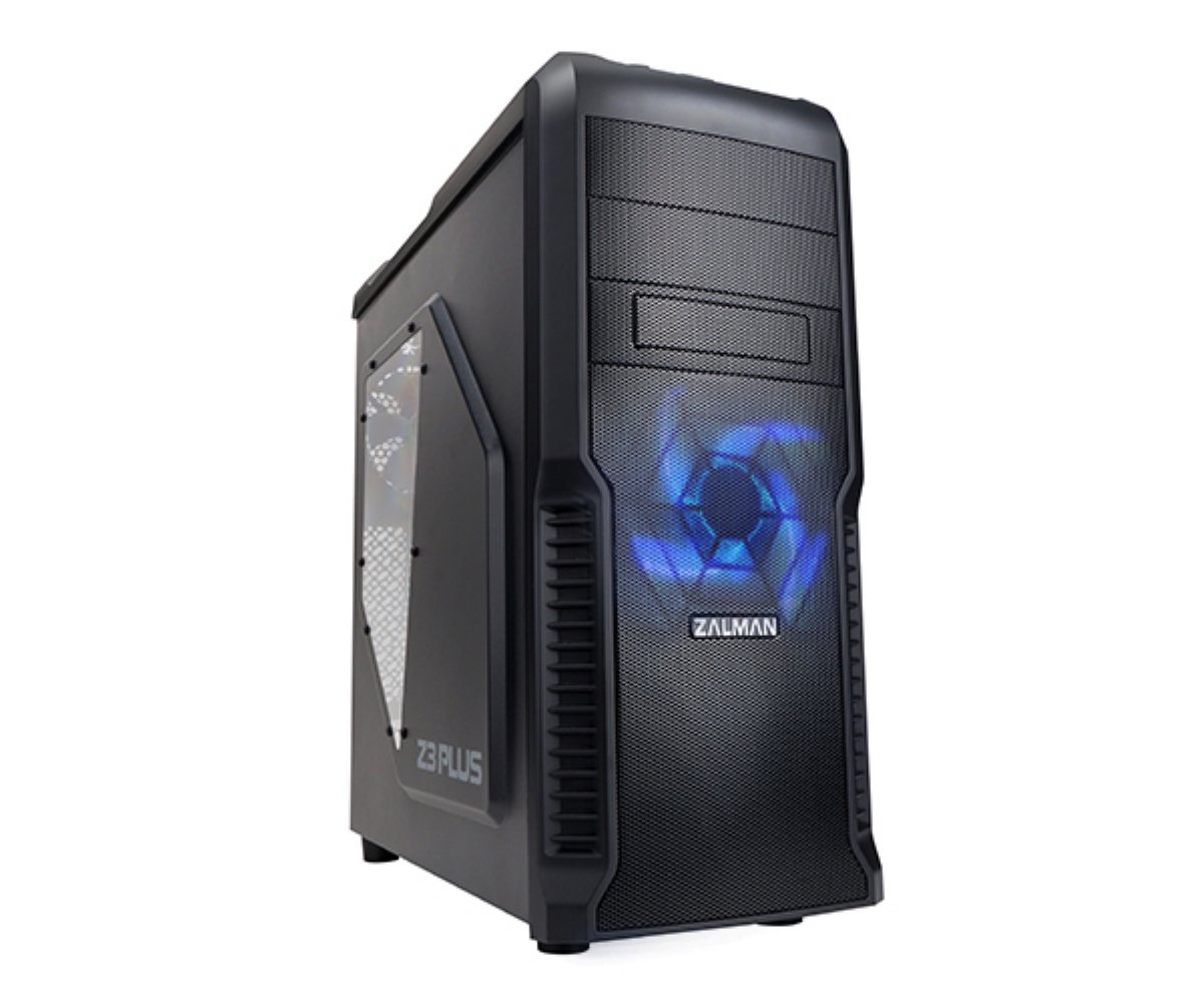 Кутия Zalman Z3 Plus USB3.0