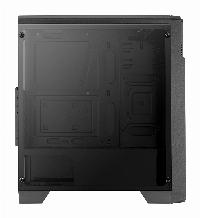 Кутия AeroCool Ore Saturn RGB, Tempered Glass Снимка 7