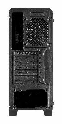 Кутия AeroCool Ore Saturn RGB, Tempered Glass Снимка 10