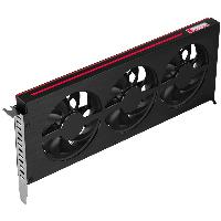 Допълнителен охладител за видео карта Jonsbo VF-1 PCI, 3 x 80mm, RGB Снимка 1