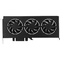 Допълнителен охладител за видео карта Jonsbo VF-1 PCI, 3 x 80mm, RGB Снимка 3