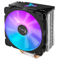 Охладител за процесор Jonsbo CR-1000 RGB, AMD/INTEL Снимка 2