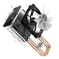 Охладител за процесор Jonsbo CR-1000 RGB, AMD/INTEL Снимка 5