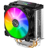 Охладител за процесор Jonsbo CR-1200 ARGB, AMD/INTEL Снимка 4