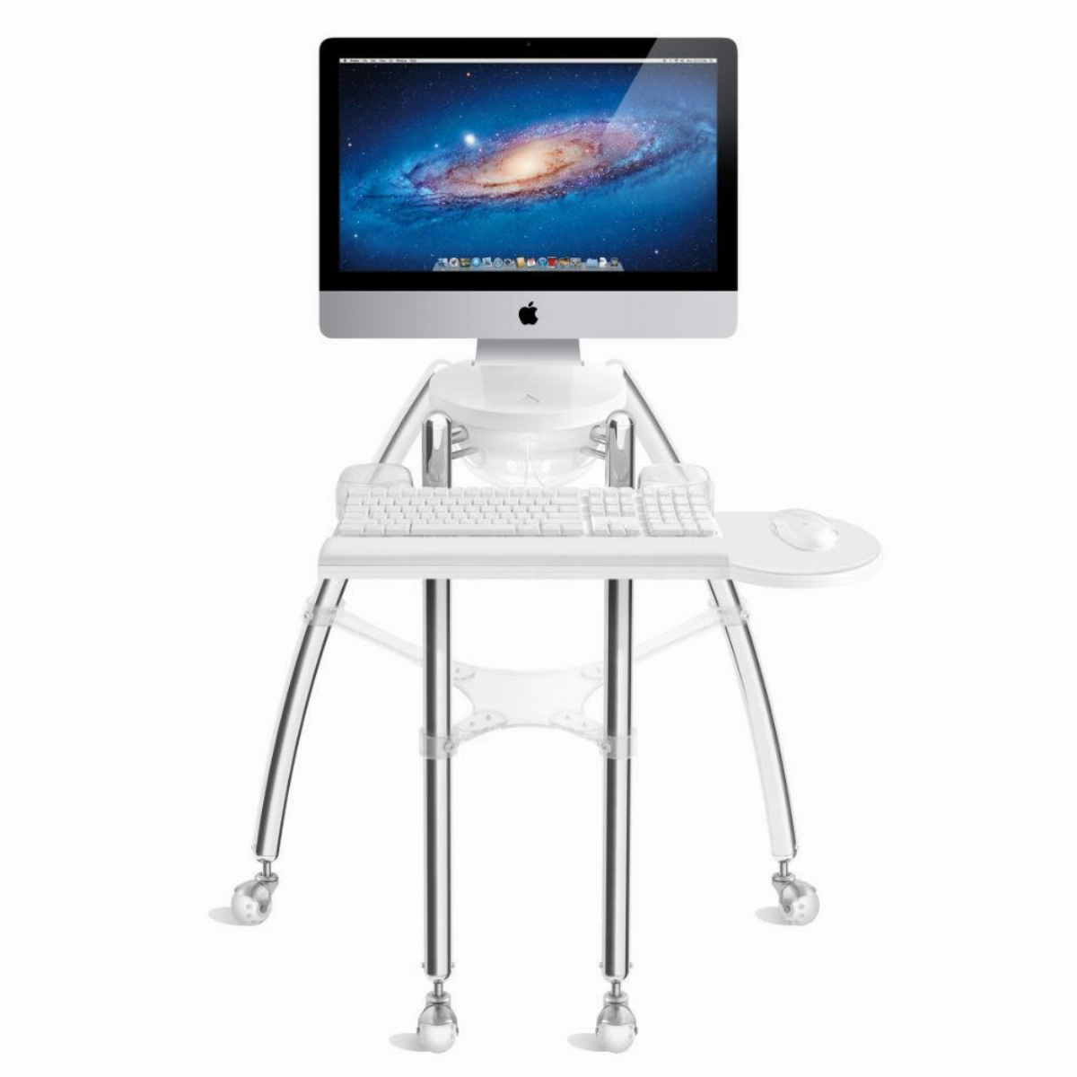 "Поставка за компютър Rain Design iGo Desk for iMac 21.5"" Sitting Model"