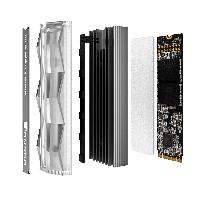 Охладител за SSD Jonsbo M.2 SSD АRGB  Снимка 9