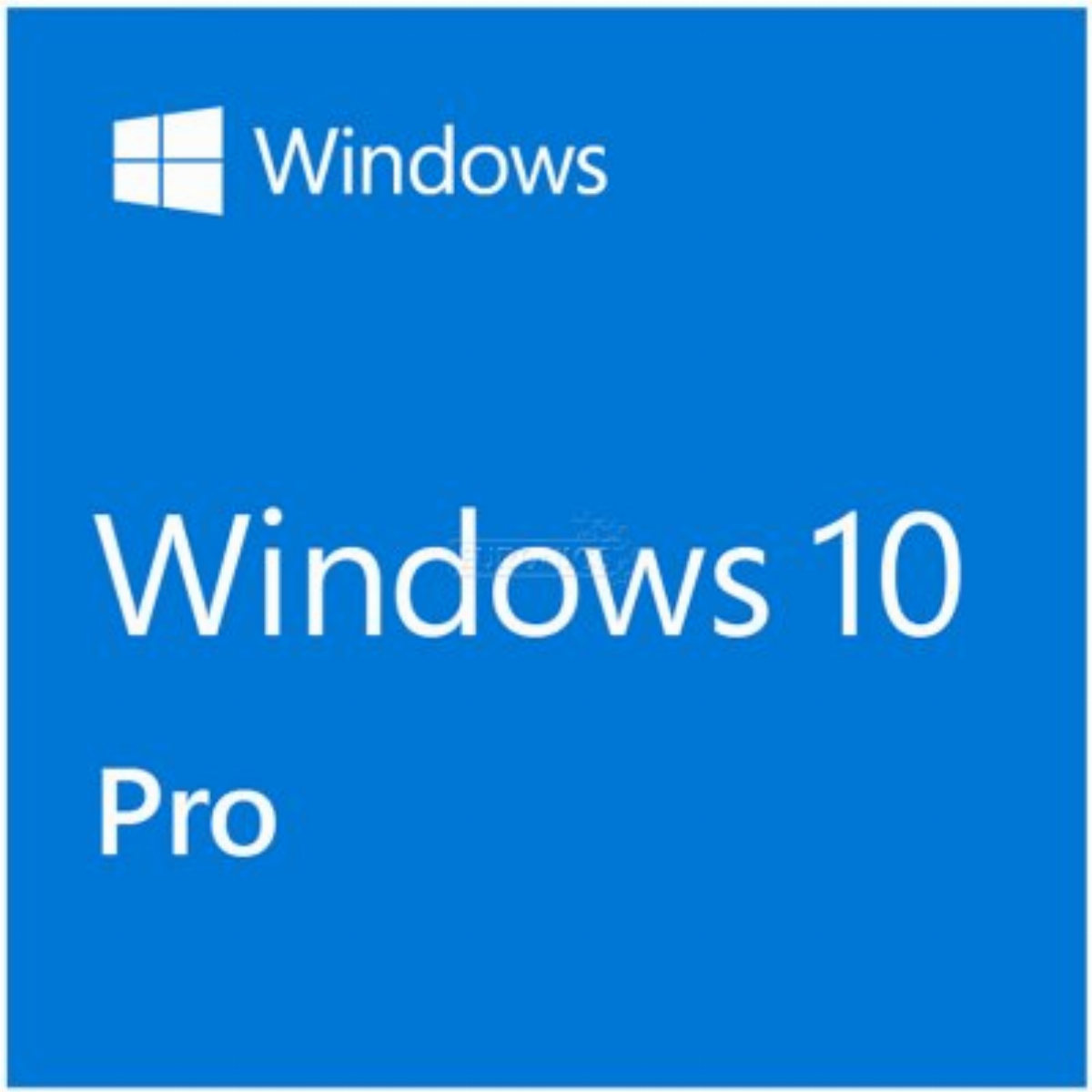 Windows 10 Pro FPP P2 32-bit/64-bit Eng USB