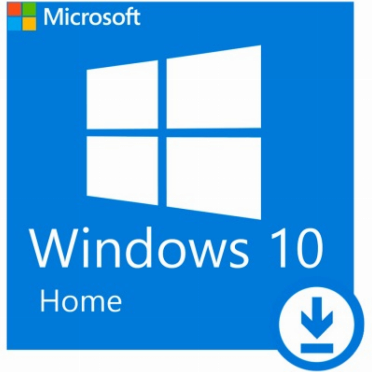 Windows 10 Home FPP P2 32-bit/64-bit Eng USB