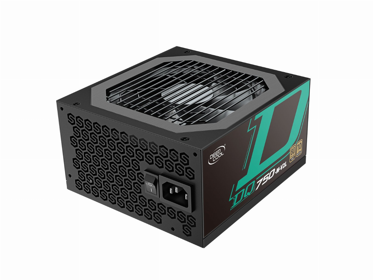 Захранване DeepCool DQ750-M-V2L 750W 80+ Gold Full Modular PSU