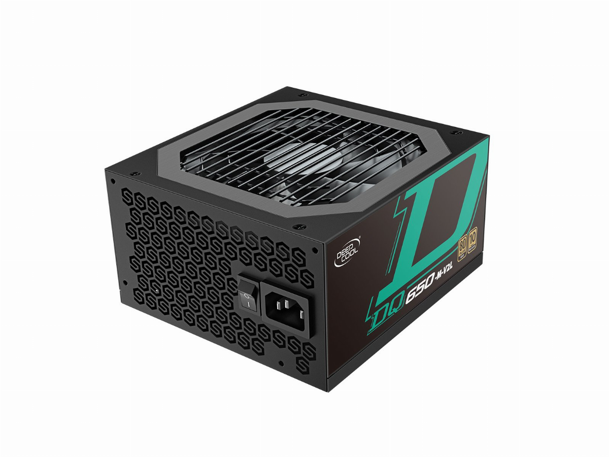 Захранване DeepCool DQ650-M-V2L 650W 80+ Gold Full Modular PSU