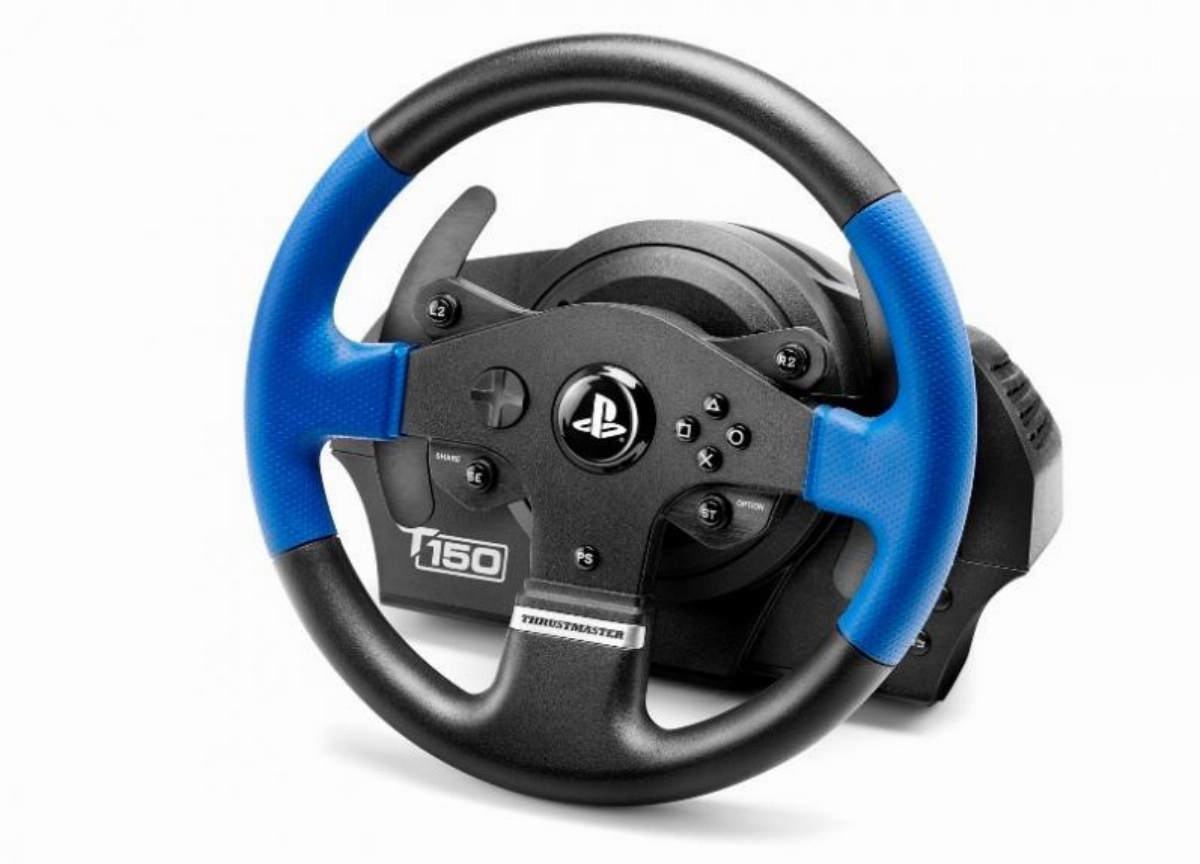 Волан THRUSTMASTER, T150 Force Feedback, за PC / PS3 / PS4