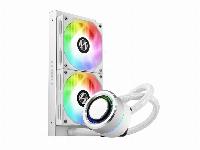 Охладител за процесор Lian Li GALAHAD 240 White ARGB  Снимка 1