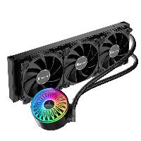 Охладител за процесор Jonsbo Jellyfish 360 ARGB, течно охлаждане, AMD/INTEL Снимка 1