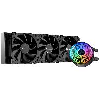 Охладител за процесор Jonsbo Jellyfish 360 ARGB, течно охлаждане, AMD/INTEL Снимка 4
