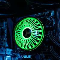 Охладител за процесор Jonsbo Jellyfish 360 ARGB, течно охлаждане, AMD/INTEL Снимка 14