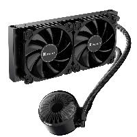 Охладител за процесор Jonsbo Jellyfish 240 ARGB, течно охлаждане, AMD/INTEL Снимка 2