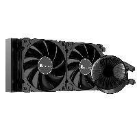 Охладител за процесор Jonsbo Jellyfish 240 ARGB, течно охлаждане, AMD/INTEL Снимка 6