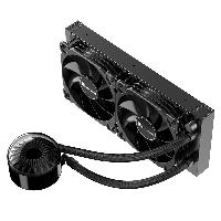Охладител за процесор Jonsbo Jellyfish 240 ARGB, течно охлаждане, AMD/INTEL Снимка 8