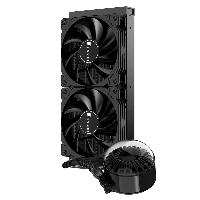 Охладител за процесор Jonsbo Jellyfish 240 ARGB, течно охлаждане, AMD/INTEL Снимка 9