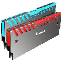 Пасивен охладител Jonsbo NC-2 2 x RGB RAM Снимка 2