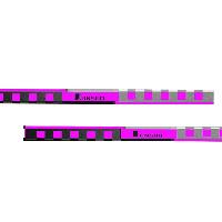 Пасивен охладител Jonsbo NC-2 2 x RGB RAM Снимка 4