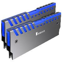 Пасивен охладител Jonsbo NC-2 2 x RGB RAM Снимка 7
