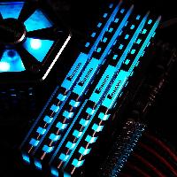 Пасивен охладител Jonsbo NC-2 2 x RGB RAM Снимка 11